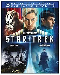 Star Trek Trilogy Collection [Blu-ray ...