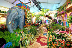 flower show in nyc 2020