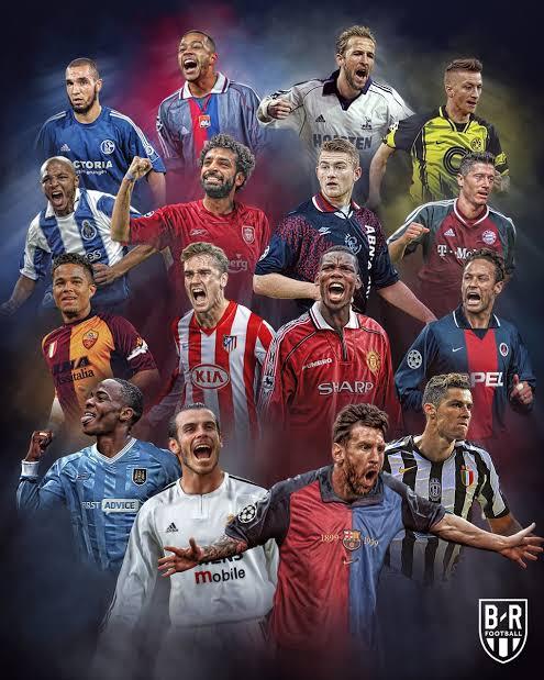 Resultado de imagen para Bayern Munich, Manchester City y Juventus