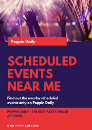 Nearby Scheduled Events Near Me by Poppin Daily - issuu