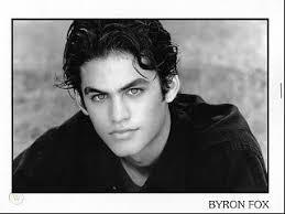 BYRON FOX sexy glamour agency headshot PHOTO Model ==== | #38909908