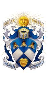 Michael Aaron Owens - Coat of arms (crest) of Michael Aaron Owens