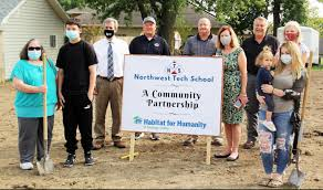 Habitat for Humanity cheers groundbreaking | Life | Maryville Daily Forum