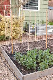 5 Trellis Ideas For Vining Vegetables Rake And Make