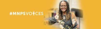 MNPSVoices - Nita Smith, Isaiah T. Creswell Middle School of the Arts —  Metro Nashville Public Schools