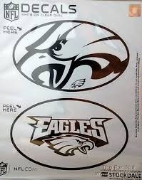 Philadelphia Eagles Car Suv Truck Window Decal Graphic Sticker Nfl Fan Super Bowl Football Fundaciondecus Org Ar