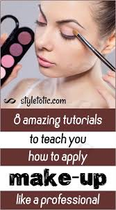 8 makeup application tutorials to help