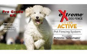 Amazon Com Underground Electric Dog Fence Ultimate Extreme Pro Dog Fence System For Easy Setup And Maximum Longevity And Continued Reliable Pet Safety 5 Dog 2500 Feet Pro Grade