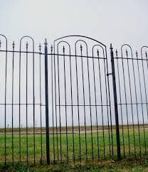 6 Wrought Iron Fencing Gates