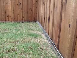 Dig Defence Xl Model Backyard Dog Area Dog Backyard Backyard Fences