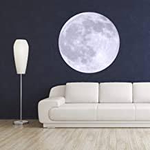 Amazon Com Moon Wall Decal