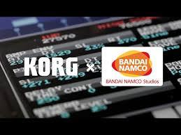 korg gadget and bandai namco studios