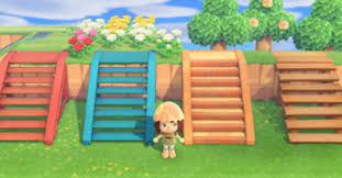 How To Build Slopes Stairs And Inclines Acnh Animal Crossing New Horizons Switch Game8