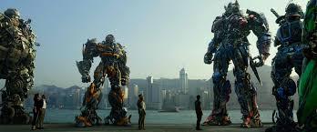 Transformers 4 - L'era dell'estinzione - Wikipedia