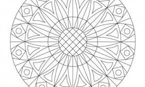 Volwassen Kleurplaten Mandala Volwassen Kleurplaten