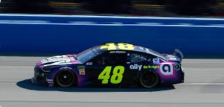 Jimmie Johnson Package - Auto Club Speedway