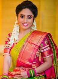 south indian bridal makeup hairstyles