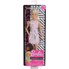 Búp bê thời trang Fashionista BARBIE-Boho phóng khoáng