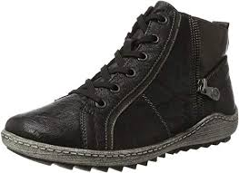 remonte women s r1472 hi top sneakers