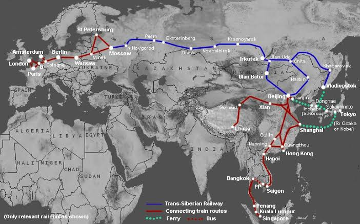 """Image result for trans siberian rail trip"""""""