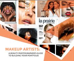 makeup artists a beauty photographer s