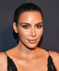 kim kardashian app at home beauty routine