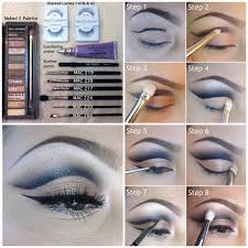 cut crease makeup tutorial alldaychic