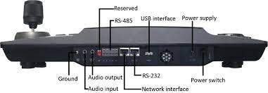 DS-1100KI(B) Network Keyboard