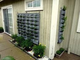 fabric pockets for living wall similar