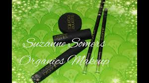 suzanne somers organic makeup review