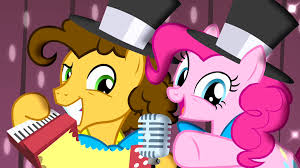 Image result for Pinkie Pie and Cheese Sandwich