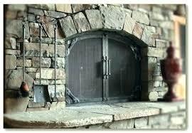iron fireplace doors raleighcavanagh co