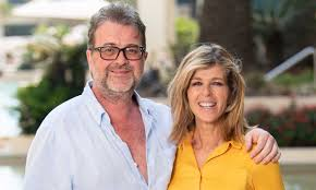 Kate Garraway's husband Derek Draper in ...