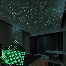 3d Bubble Luminous Stars Dots Wall Sticker Kids Room Bedroom Home Decoration Decal Glow In The Dark Diy Stickers New Bedroom Wall Stickers For Adults Bedroom Wall Transfers From Tom Flowhome 2 05 Dhgate Com