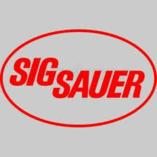 Sig Sauer Die Cut Vinyl Decal Sticker Guns Handgun 2a Multiple Colors Other Hunting Clothing Accs