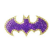 Dc Comics Ch Bg Logo001sm Batgirl Small Car Window Decal Sticker Bling Logo Crystal Studded Batgirl Walmart Com Walmart Com