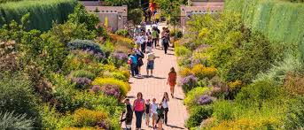five great botanic gardens in colorado