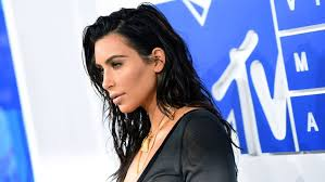 kim kardashian vmas beauty look