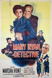 Mary Ryan, Detective (1949) directed by Abby Berlin • Reviews ...