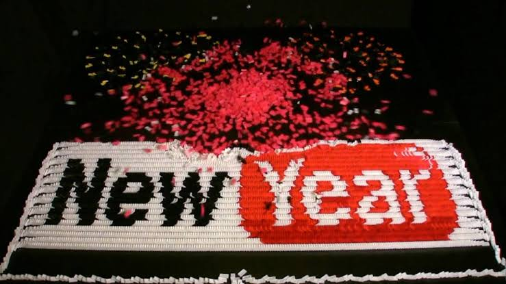 Image result for happy new year youtube""