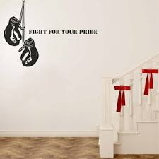 Fight For Your Pride Wall Stickers Vinyl Decal Mural Home Decor Removable Ebay