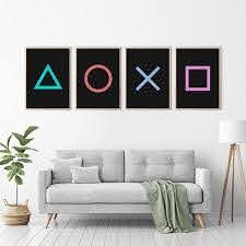 Gamer Room Decor Game Room Sign Video Game Decor Gaming Poster Kids Room Boy S Room Decor Playstation Geek Gift Man Cave Decor In 2020 Game Room Decor Video Game Decor
