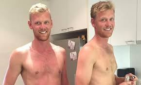 Bachelor In Paradise fans are shocked to discover Glenn Smith has an  identical twin | Daily Mail Online