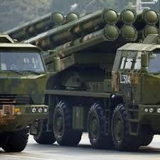 China's new PCL191 multiple launch rocket system casts shadow over ...