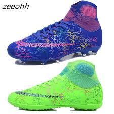 zeeohh high top soccer cleats shoes tf