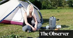 Camping in comfort: from inflatable tents to a stove that charges a mobile  | Technology | The Guardian