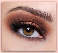 makeup for brown eyes the tips and