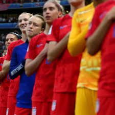 Megan Rapinoe refuses to sing the U.S. national anthem - Outsports
