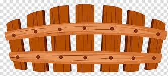 Wood Fence Drawing Fence Pickets Palisade Cartoon Garden Wall Transparent Background Png Clipart Hiclipart