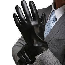 harrms herren leder handschuhe